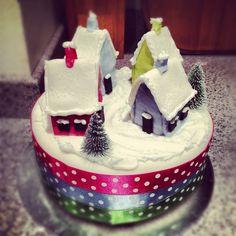Xmas cake 2012