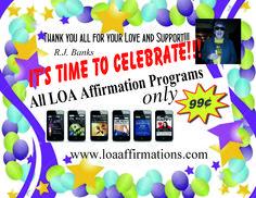 www.loaaffirmations.com