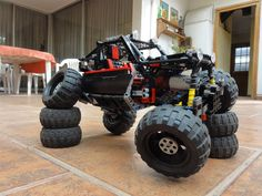 Lego King of the Hammers Buggy/Rock Crawler