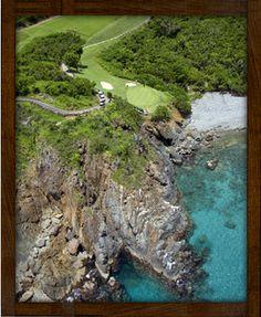 St. Thomas Golf Course - Mahogany Run Golf Course