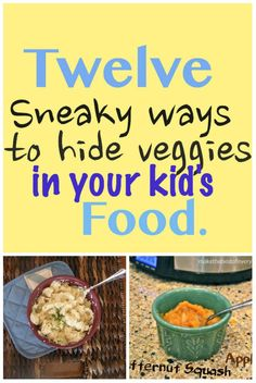 226 best picky eaters and hiding veggies images on pinterest i have never hidden vegetables in dishes but im always looking for ways forumfinder Images