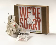 Direct Mail Voodoo Doll - Direct Mailing Marketing - Ideas of Direct Mailing Marketing