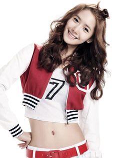 YoonA (SNSD) Render by Sweetgirl8343