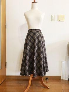 Waist Skirt, High Waisted Skirt, Dressmaking, Dress Patterns, Skirts, Handmade, Clothes, Dresses, Sewing Ideas