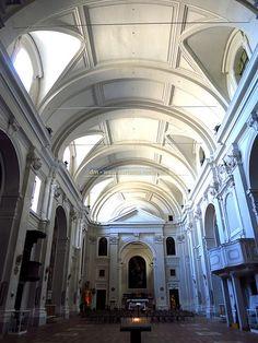 Urbino: San Domenico Churh, Marche - Italy