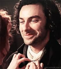 Image result for Aidan turner crying