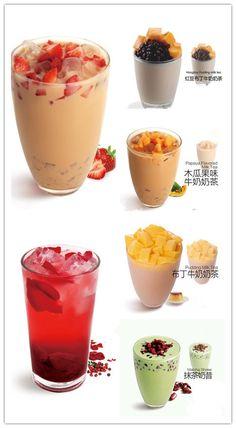 which one is the best bubble tea flavor? #best_bubble_tea_flavor Boba Tapioca Pearls, Taro Bubble Tea, Bubble Tea Flavors, Bubble Boba, Tea Restaurant, Non Dairy Creamer, Tea Powder, Tea Companies