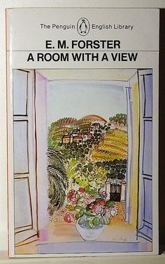 A Room with a View, E.M. Forster by alexisorloff, via Flickr