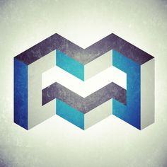 M - #madewithisometric