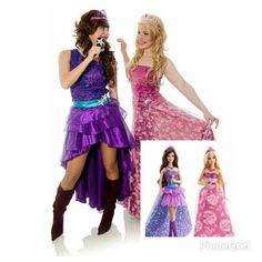 Barbie princesa e pop Star