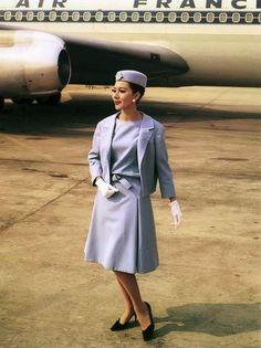 #BringingBackTheGlamour Air France  j'adore ❤