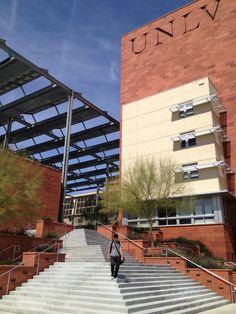 Unlv Campus Map Pdf.11 Best Unlv Images Rebel Colleges Las Vegas