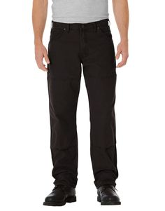fd169c78b8 Relaxed Fit Straight Leg Double Knee 6-Pocket Duck Jeans. Dickies  WorkwearWork ...