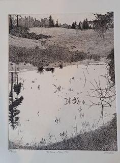 Prints by Northwest Artist, Art Hansen