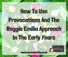 How to Use Provocations and the Reggio Emilia approach in the Early Years, tuff spot tray early years, tuff spot tray plans, tuff spot tray provocations. Reggio Emilia Classroom, Reggio Inspired Classrooms, Play Based Learning, Early Learning, Reggio Emilia Approach, Infant Lesson Plans, Family Day Care, Childhood Education, Early Education