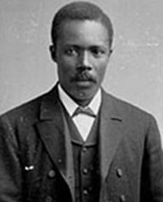George Crum, U.S., inventor of the potato chip.