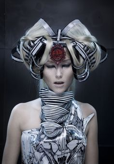 Dutch Designer - Maartje Dijkstra   www.fashion.net