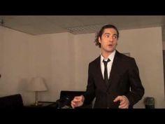 David Bisbal jam in Madrid 3 dec 09
