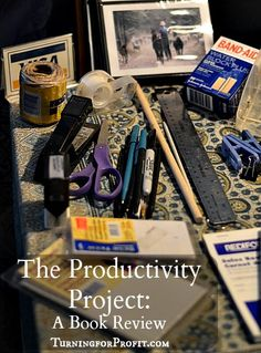 We all want to increase our productivity. This book will help you meet this goal while being realistic about the challenges you will face to get there. Wood Turning Projects, Projects To Try, Band Aid, Woodturning, Lathe, Book Reviews, Way To Make Money, Craft Fairs, Business Ideas