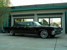 1964 Chrysler Imperial Limousine by Ghia