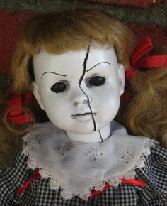 scary dolls - Google Search
