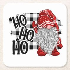 Christmas Gnome, Plaid Christmas, Christmas Art, All Things Christmas, Christmas Ideas, Holiday Wishes, Holiday Fun, Elf Clipart, Silhouette Projects