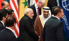 #Business_News Indian PM invites #Saudi investment in India's infrastructure. Indian Prime Minister Narendra Modi Sunday invited Saudi Arabia to invest more in India's infrastructure, particularly in the railways, during a meeting .... Read More At <> http://www.bizbilla.com/hotnews/Indian-PM-invites-Saudi-investment-in-India-s-infrastructure-4840.html #India #NarendraModi #PM #SaudiArabia