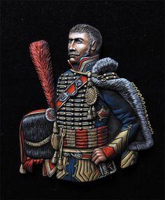 Ufficiale degli ussari francesi
