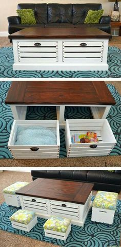 Smart idea for organize small pieces
