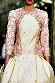 Chanel Spring Summer 2018 Couture -Detail