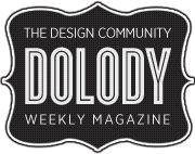 Dolody is a new weekly online magazine for the design community. They cover design, coding, graphics, and WordPress, with commentary from some leading designers, quick tutorials, interviews, and more.