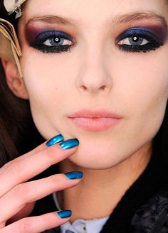 20 Amazing Spring 2015 Manicure Trends To Wear Right Now | Operandi Moda
