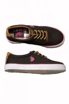 Womens Polo Ralph Lauren Marine Casual Shoes