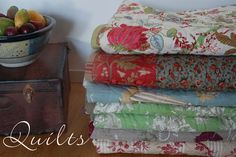 Quilts Boutis Tagesdecken