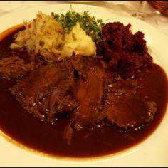 Jodie's German Sauerbraten Recipe   Just A Pinch Recipes