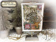 Holiday Inspiration by Richele Christensen - Scrapbook.com
