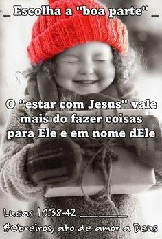 Devocional Dádivas do Senhor: Estar com Jesus, É muito bom descobrir isso!