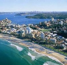 Manly Beach, Australia.......planning to visit this beach when I am in Sydney!!