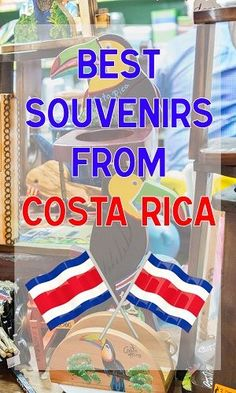 Best authentic souvenirs from Costa Rica