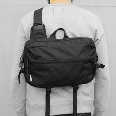 Slingpack - Black Backpack Bags, Sling Backpack, Designer Backpacks, Luggage Bags, Travel Bags, Gadget, Bag Accessories, Leather Bag, Messenger Bag