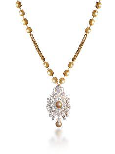 DL1 - Diamond necklace - Diamond Collection