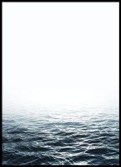 Ocean Poster from desenio.pt