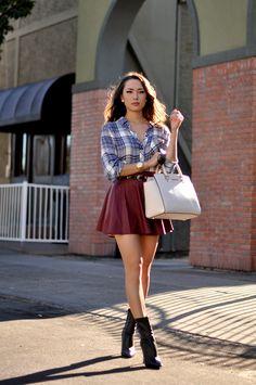 Hapa Time - a California fashion blog by Jessica: Fall Elements