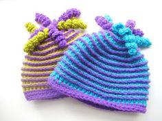 Crochet Dreamz: Beehive Beanie Crochet Pattern, Newborn to Adult