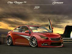 Chevrolet Cruze by ChitaDesigner.deviantart.com on @DeviantArt