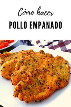 Authentic Mexican Recipes, Mexican Food Recipes, Healthy Recipes, Ethnic Recipes, Popeyes Spicy Chicken Recipe, Chicken Recipes, Empanadas, Jambalaya, I Foods