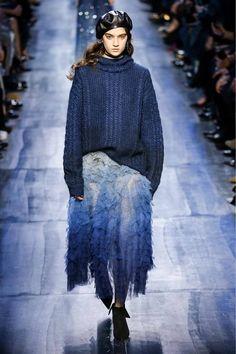 Blu wool passion #fashion #taccoepuntablog #style #wool