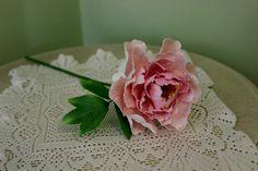 Flower Peony - Flower Decoration - Flower Composition - Home Decoration - Bouquet of Flowers - Flower Arrangements - Cold porcelain handmade by Jewelrylimanska on Etsy