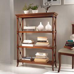 Etagere Ciliegio A 4 Piani   mobili Casa Idea Stile