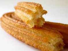 churros sin churrera - YouTube Fudgy Brownie Recipe, Fudgy Brownies, Brownie Recipes, Sweet Desserts, Delicious Desserts, Latin American Food, Sweet Bread, Mexican Food Recipes, Snacks